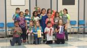 Fourth Grade Spelling Bee