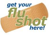 Flu Shots at the Church