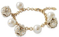 Pearl Bouquet Bracelet