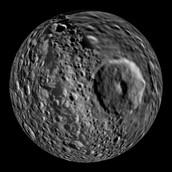 Herschel Carters & Other Craters
