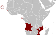 Portugese African Trading Posts