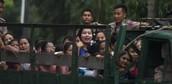 25.Myanmar: Los presos de conciencia liberados