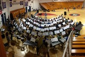 The 2016 Vermont All State Band