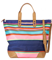 Get Away bag, multi - stripe