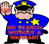 Fourth Amendment Search and arrest
