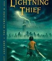 Percy Jackson and the Lighting Thief by Rick Riordan