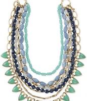 Stone Sutton Necklace- original price $178, sale price $95