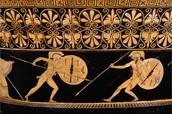 Trojan War and Wooden Horse