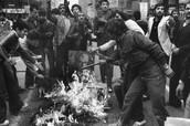 מחאות והפגנות