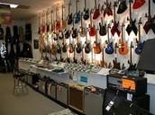 Guitar Selection