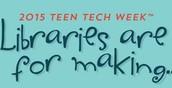 Get Ready for Teen Tech Week 2015