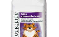 Nutrilite Kids Chewable Iron