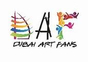 Dubai Art Fans