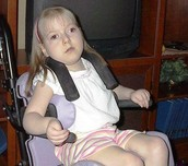 The kid with Krabbe Disease