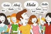 Importance of a second language.
