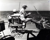 Ernest Hemingway in Key West
