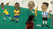 Examples of Brasils Art