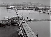 בריכות האידוי במפעלי ים המלח 1944