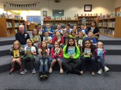Kiwanis Read to Succeed at CSE