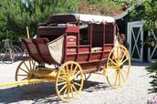 Mud Stagecoach