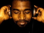 Me gusta escuchar música.