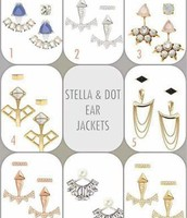 irresistible Ear Jackets