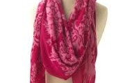 Bryant Park Scarf - Pink