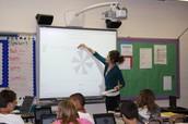 Teachers using technology