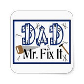 Dad can fix anything