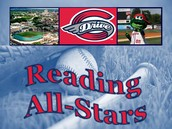 Greenville Drive Reading All-Stars