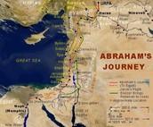 Abraham in Haran