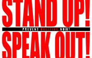 Stand Up and Speak Out!!!