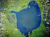 The Biggest Lake in Florida!