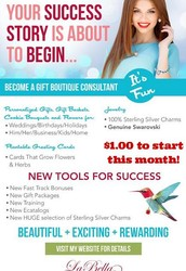 Become a Gift Consultant