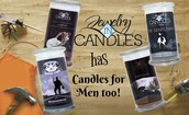 Candles for mens.