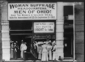 The corporation of Women's Suffrage-