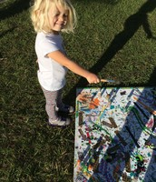 Kate-Just like Jackson Pollock