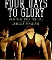 "The book "" Four Days To Glory""."
