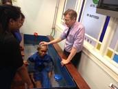 Getting Baptized in Jesus Name