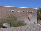 Death Valley Musem