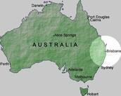 Brisbane Australia facts