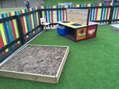Outdoor equipment for Reception