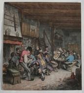 Kõrts ehk kabak (on söögikoha, külakogukonna kooskäimiskoha, teeliste peatus‑ ja ööbimispaigana kasutatava hoone)