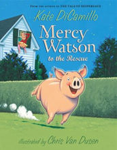 Mercy Watson - Fun Chapter Book