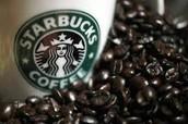I go to Starbucks most days
