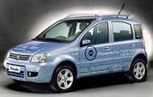 FIAT Hydrogen Car