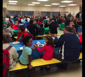 Donuts for Dads was another huge success! Lots of great food, smiles, and fellowship! #FrankPride