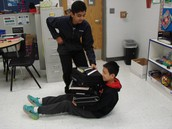 8th Grade: Weebles Activity
