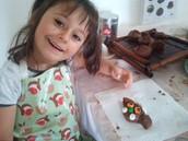 The Gruffalo cakes