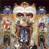 Michael Jackson_Dangerous